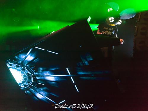 Deadmau5 2/16/18
