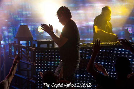 The Crystal Method 2/16/12