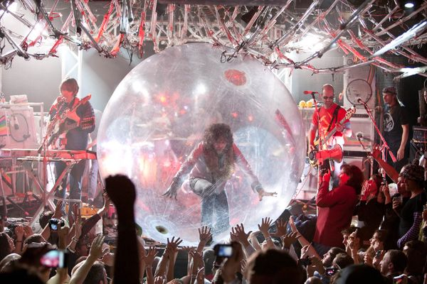 Flaming Lips 12/27/12