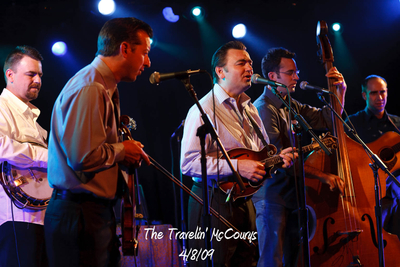 The Travelin' McCourys 4/8/09