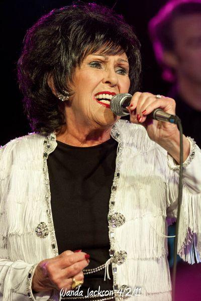 Wanda Jackson 4/2/11