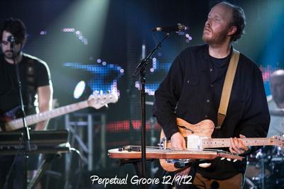Perpetual Groove 12/9/12