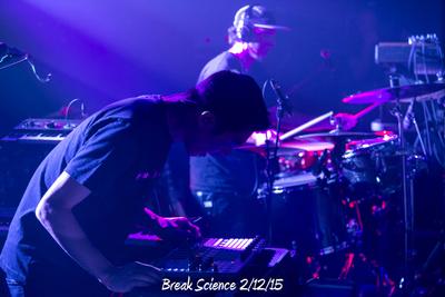 Break Science 2/12/15