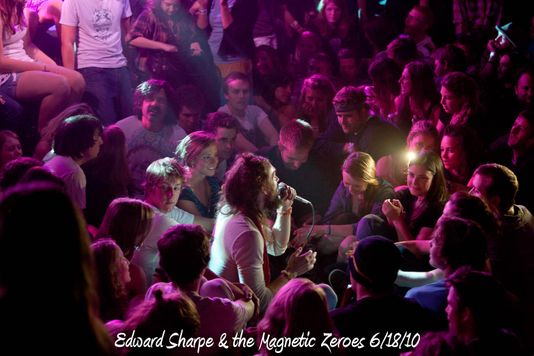 Edward Sharpe & the Magnetic Zeroes 6/18/10