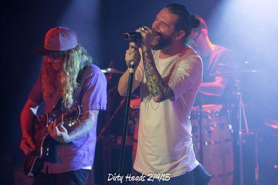 Dirty Heads 2/9/15