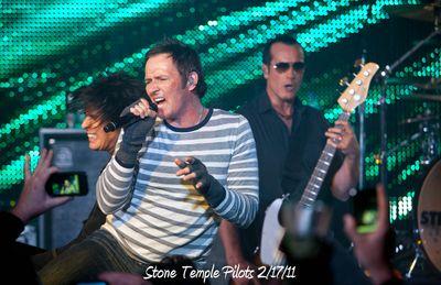 Stone Temple Pilots 2/17/11