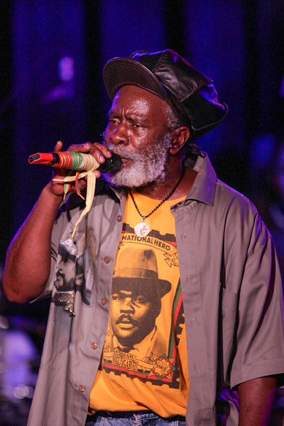 Burning Spear 9/25/05