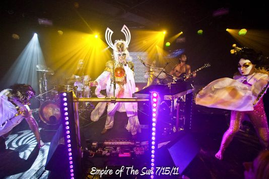 Empire of The Sun 7/15/11