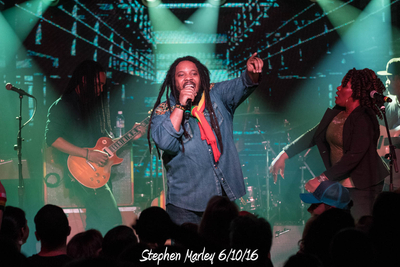 Stephen Marley 6/10/16