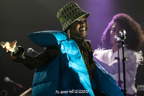 Lauryn Hill 12/28/18