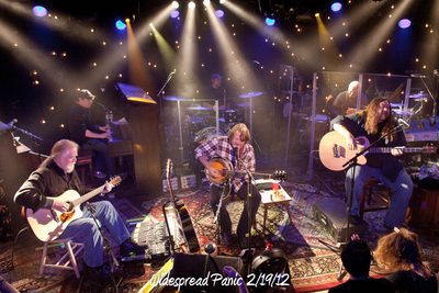 Widespread Panic 2/19/12