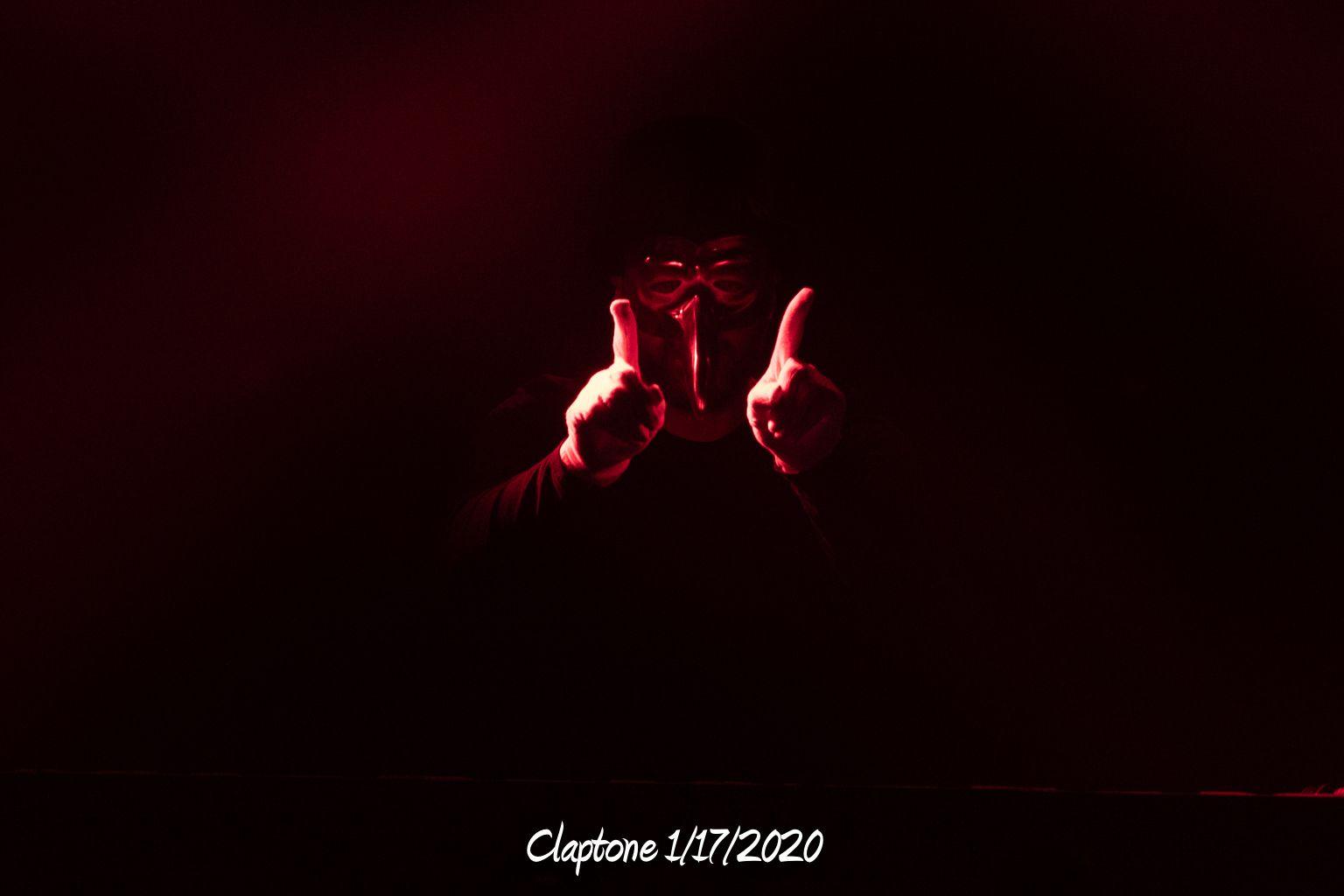 Claptone 1/17/20