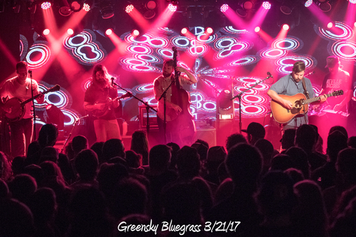 Greensky Bluegrass 3/21/17