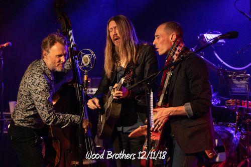 Wood Brothers 12/11/18