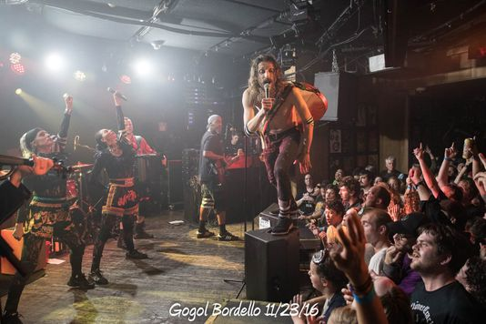 Gogol Bordello 11/23/16