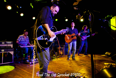 Toad The Wet Sprocket 8/19/10