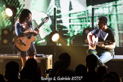 Rodrigo & Gabriela 8/17/17