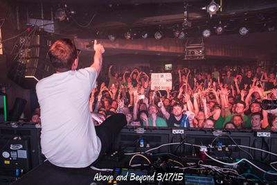Above and Beyond 3/17/15