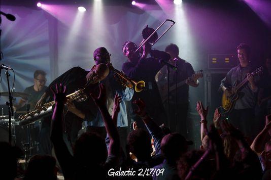 Galactic 2/17/09