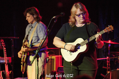 Indigo Girls 6/8/12