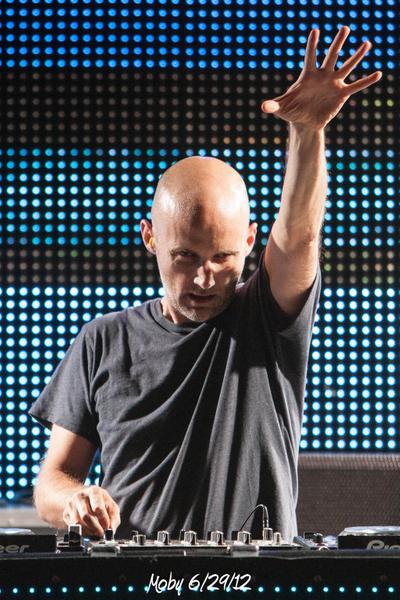 Moby 6/29/12