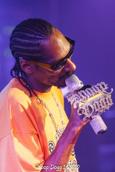 Snoop Dogg 1/29/10