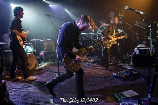 The Shins 12/14/12