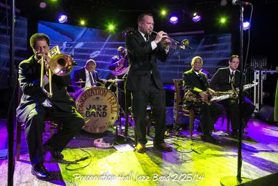 Preservation Hall Jazz Band 2/25/14