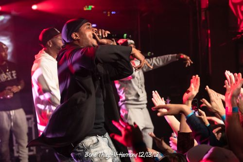 Bone Thugs-N-Harmony 12/13/18