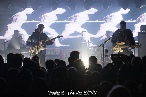 Portugal.  The Man 3/19/17