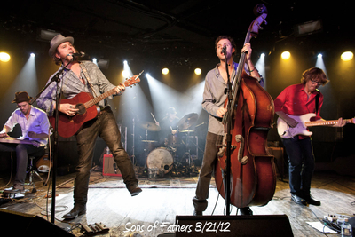 Sons of Fathers 3/21/12