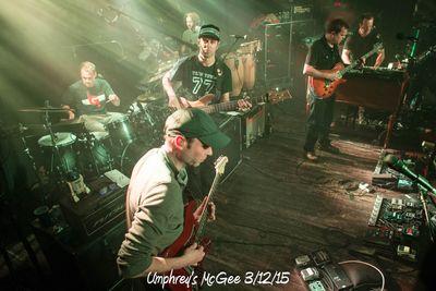 Umphrey's McGee 3/12/15