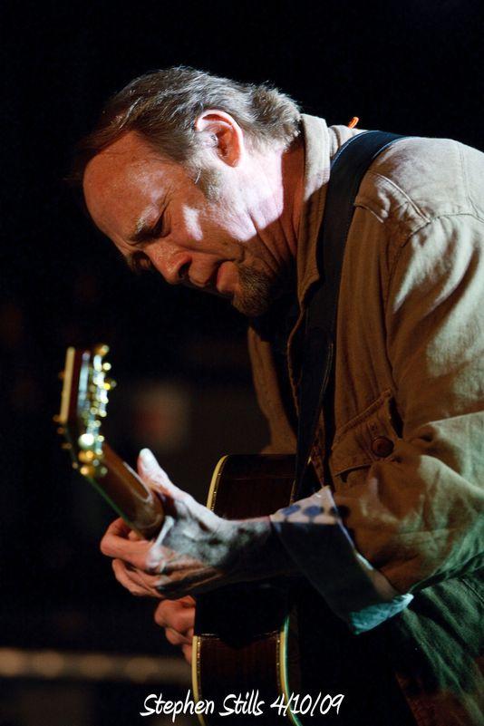 Stephen Stills 4/10/09