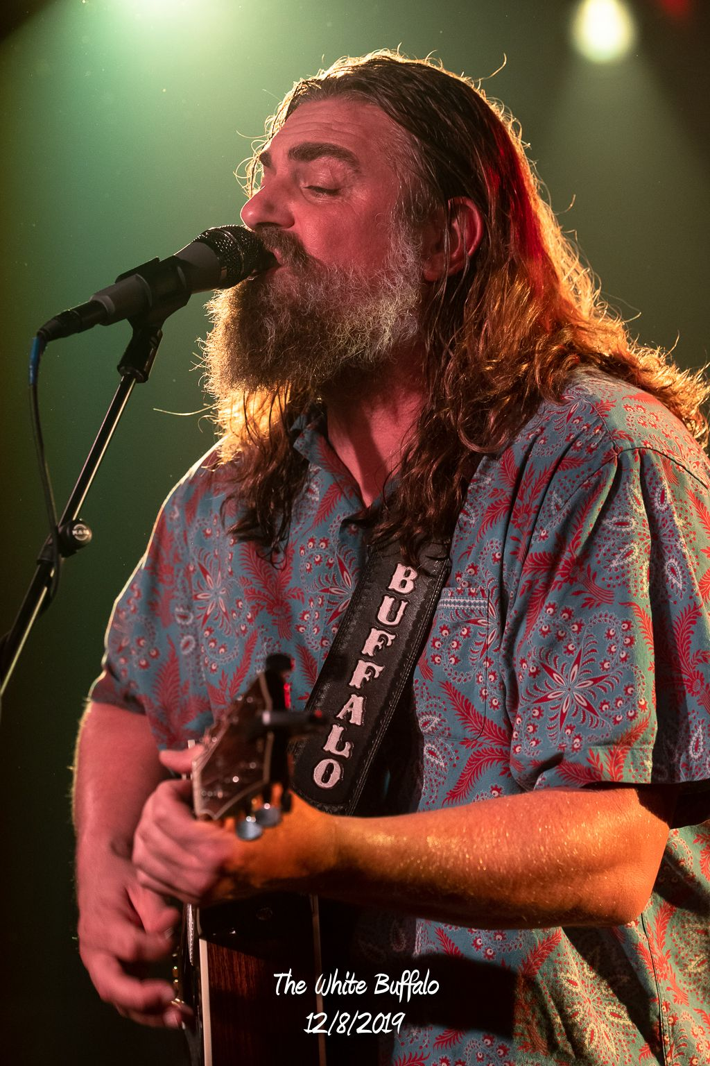 The White Buffalo 12/8/19