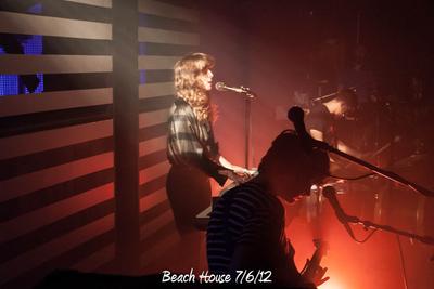 Beach House 7/6/12