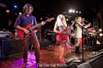 Tom Tom Club 9/20/11
