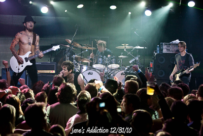 Jane's Addiction 12/31/10