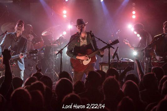 Lord Huron 2/22/14