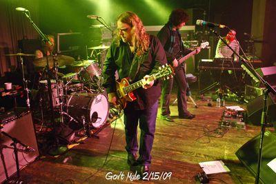 Gov't Mule 2/15/09
