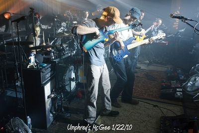 Umphrey's McGee 1/22/10