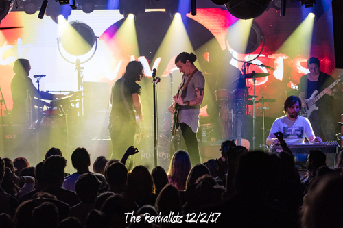 The Revivalists 12/2/17