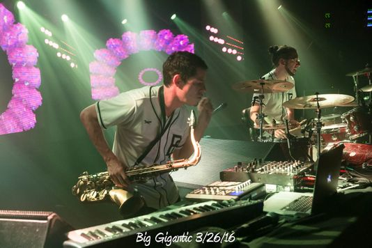Big Gigantic 3/26/16