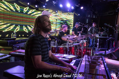 Joe Russo's Almost Dead 7/2/16