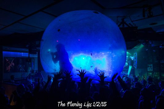 The Flaming Lips 1/2/15