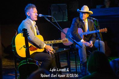 Lyle and REK 3/13/16