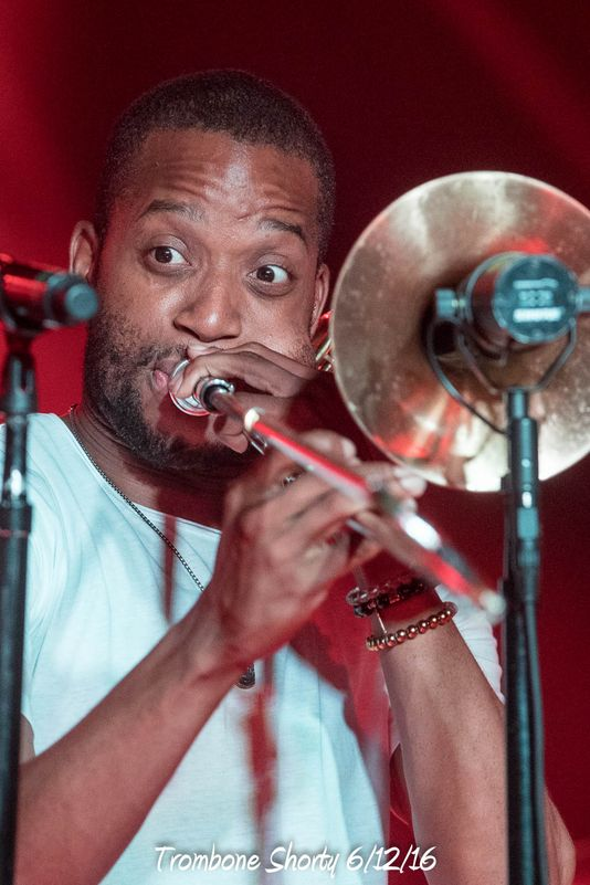 Trombone Shorty 6/12/16