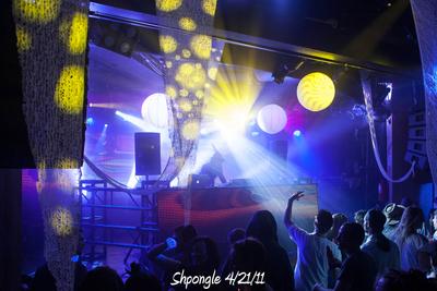 Shpongle 4/21/11