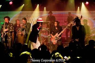Thievery Corporation 6/19/10