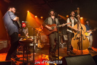 Sons of Fathers 1/2/13