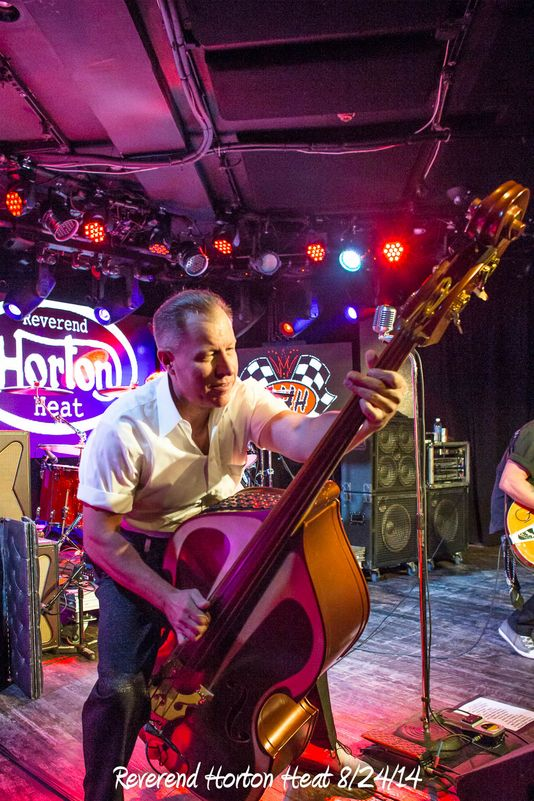 Reverend Horton Heat 8/24/11